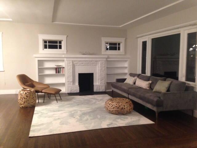 Spacious Newly-Renovated Home in N. Berkeley