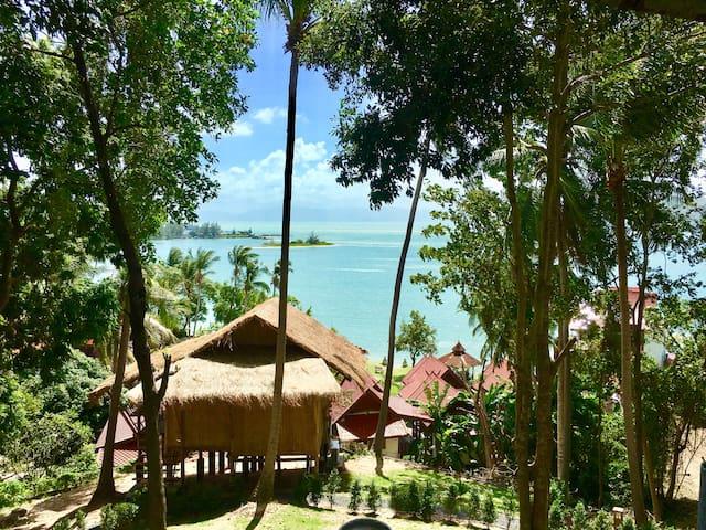Kalulushi Sea View Eco Lodge Bungalows 2