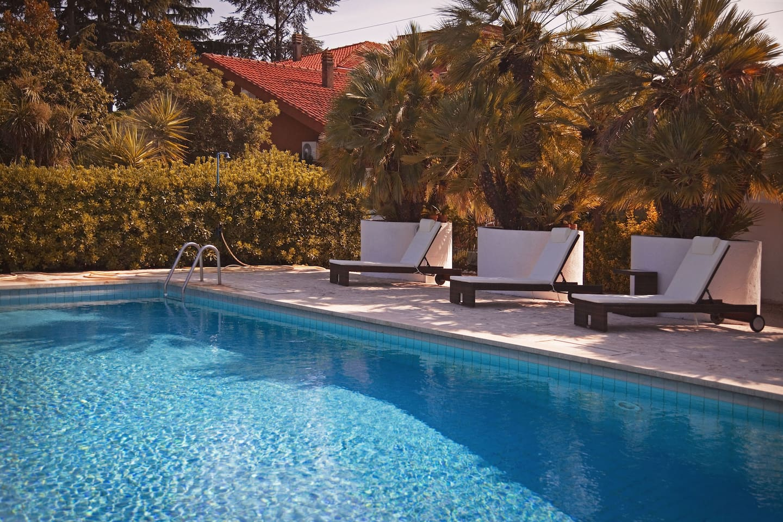 piscina privata