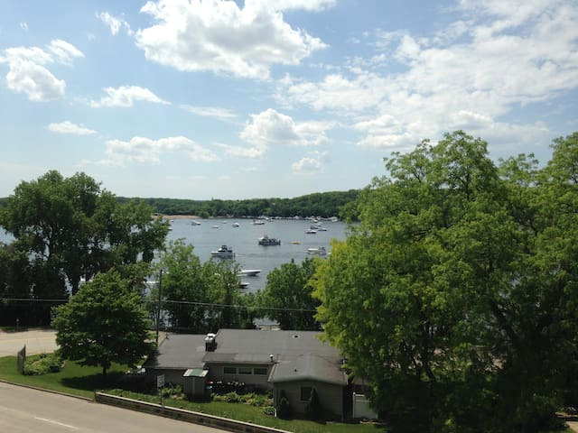 Room with a View, St Croix River - Prescott - Byhus