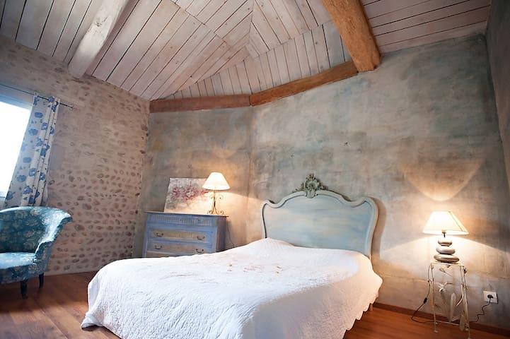 CHAMBRES D HOTES LA VEYRARDIERE - Saint-Donat-sur-l'Herbasse - Bed & Breakfast