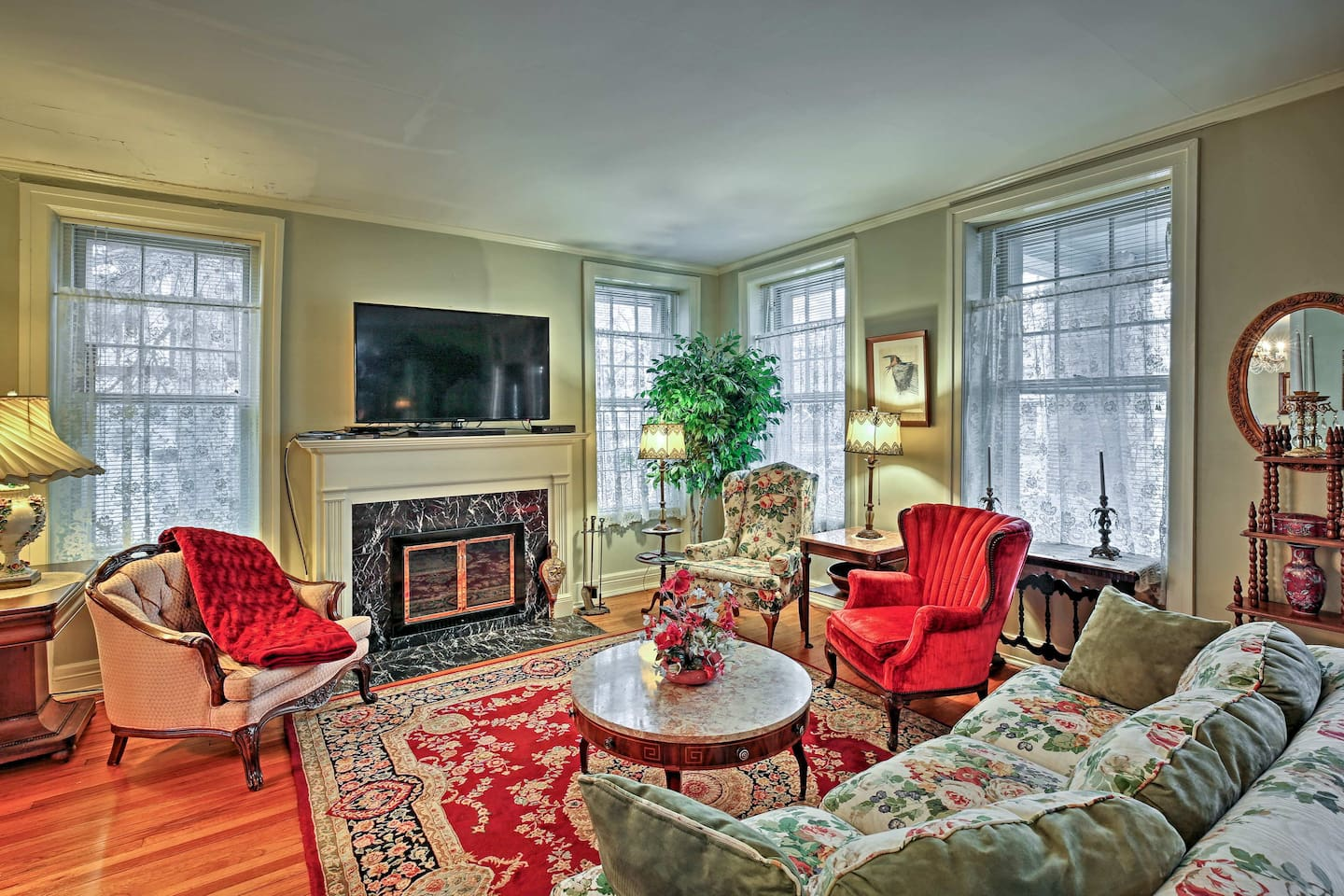 Book your Kansas City getaway to this stunning, historic home!
