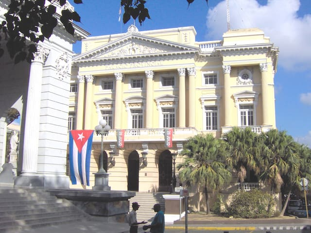 casa  BABY Y JOSE - Santiago de Cuba - Huis