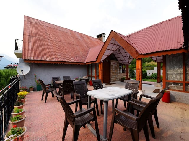 Swish Hut Cottage 1Bhk, Manali (Flash Deal ⚡)