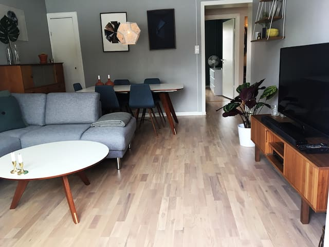 55 kvm high standard apartment - Oslo - Apartment