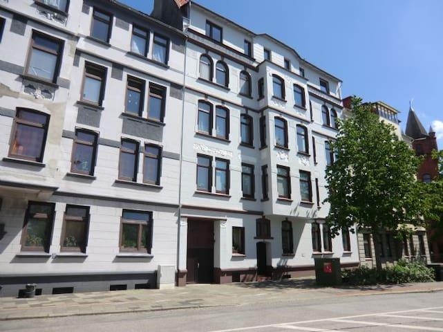Gemütliches Zimmer im Herzen von Brehmerhaven - Bremerhaven - Apartment