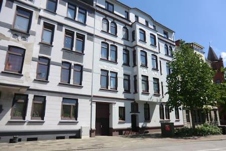 Gemütliches Zimmer im Herzen von Brehmerhaven - Apartamento