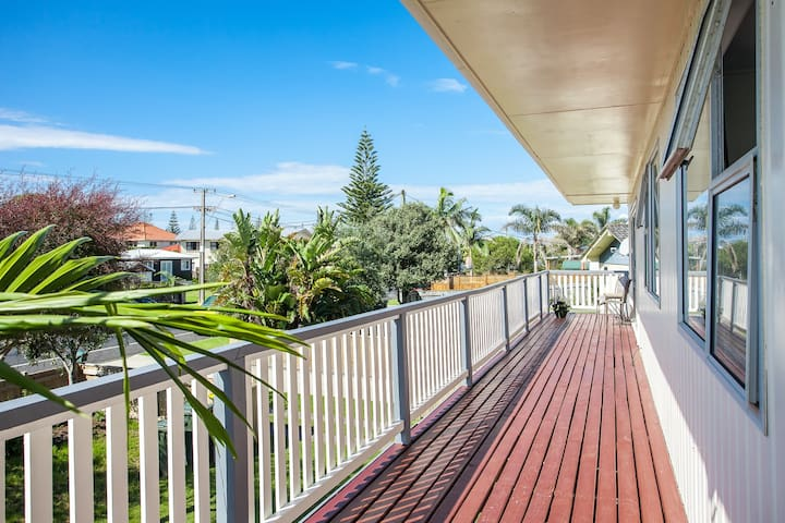 Three Bedroom Ohope Beach Paradise