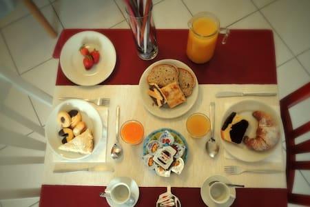 B&B Melanella - Camera Nettuno - Capaccio - Bed & Breakfast
