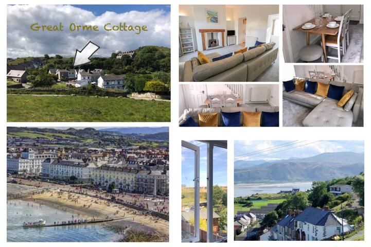 Great Orme Holiday Cottage