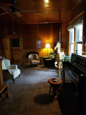 Randolph Station - Sierraville - House
