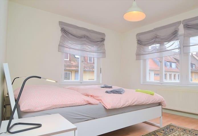 2-Zimmer-Wohnung im Herzen der Nürnberger Altstadt - Nürnberg - Appartement