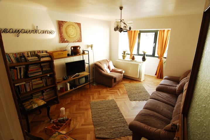 3 rooms apartment - MicasayourHome - Sinaia - Huoneisto