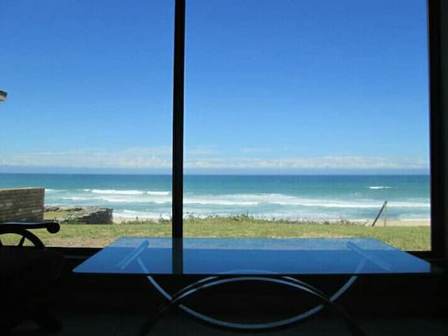 Beachfront House With A View In Cannon Rocks