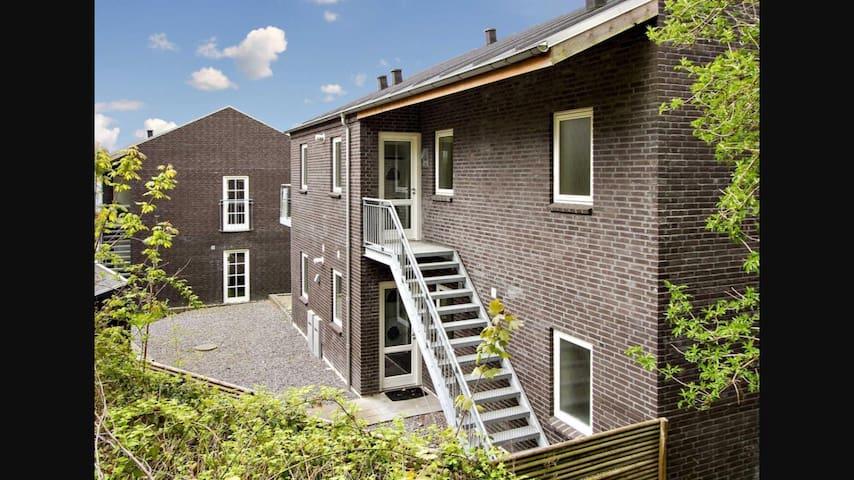 Fantastisk lejlighed - fjordudsigt - Vejle - Appartement