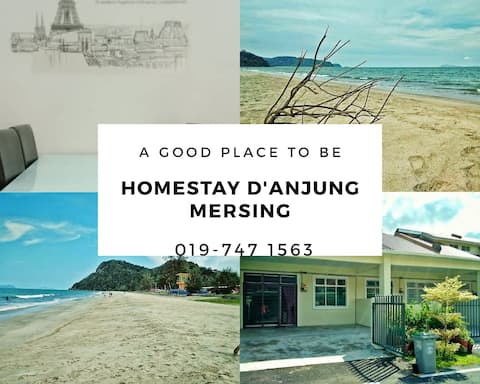 Homestay D'Anjung Mersing