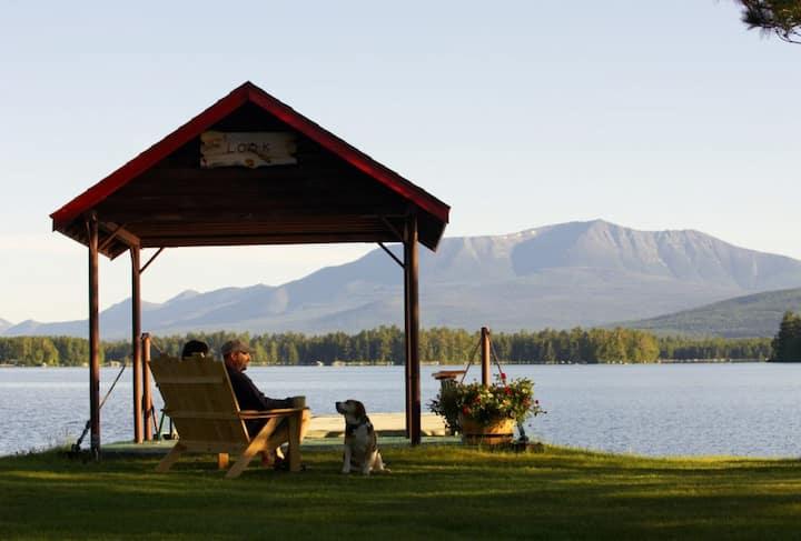 SPECIAL - ESCAPE to beautiful Maine! (small cabin)
