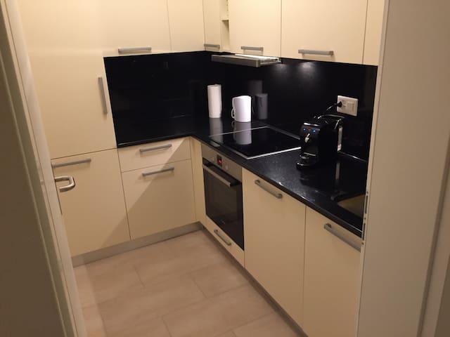 Shared (common) kitchen