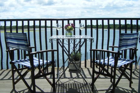 Beautiful bayside apartment with spectacular views - Dundrum - Daire
