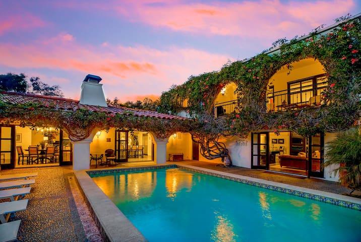Stunning Moorish Villa 5BR/4.5BA