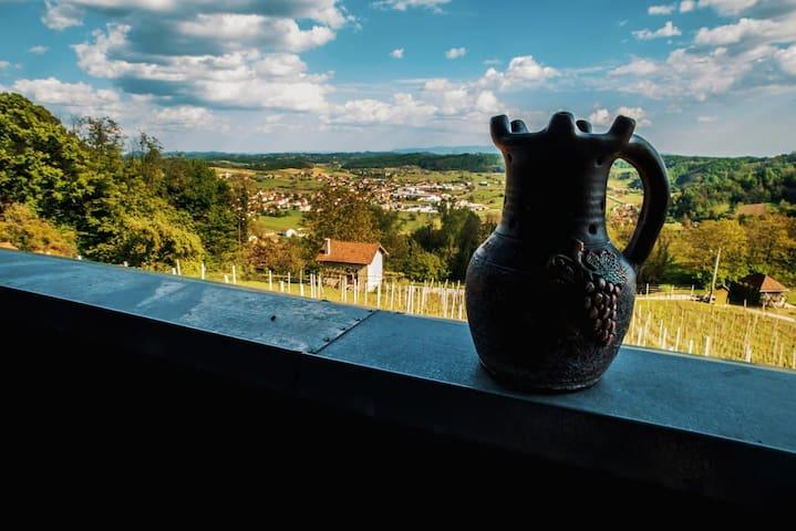 Romantičan odmor s vrhunskim pogledom.
