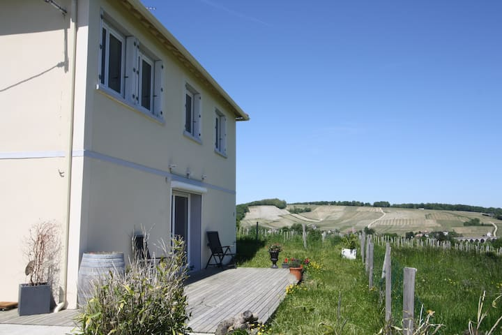 À SANCERRE Maison avec Vue