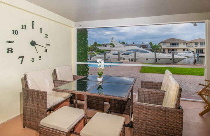 Beautiful Floridian duplex / private pool / 9 beds
