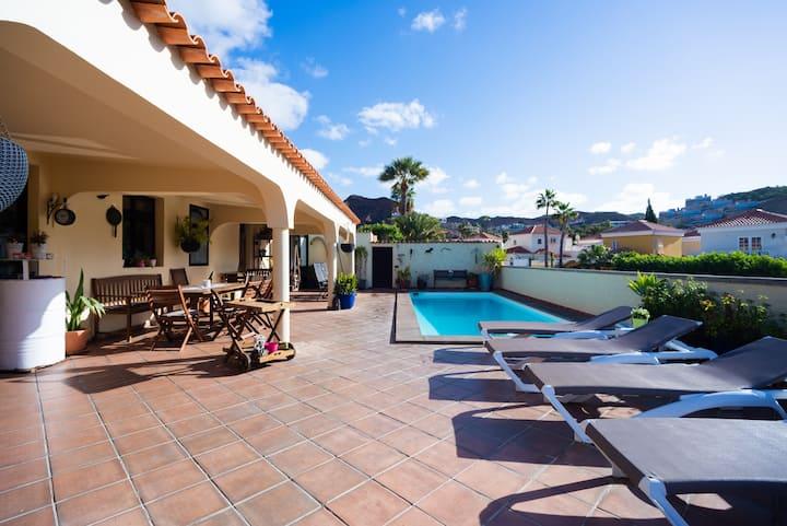 Tauro Golf private 4 bedroom villa
