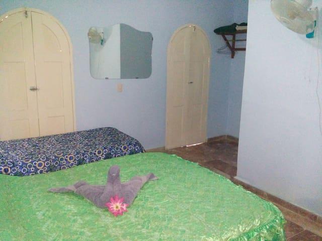Hostal B&B, Confort y Seguridad - Trinidad - Apartment