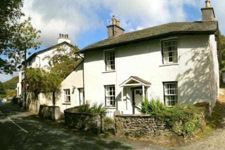 CRAKE COTTAGE, Spark Brdge, South Lakes - Spark Bridge - Huis