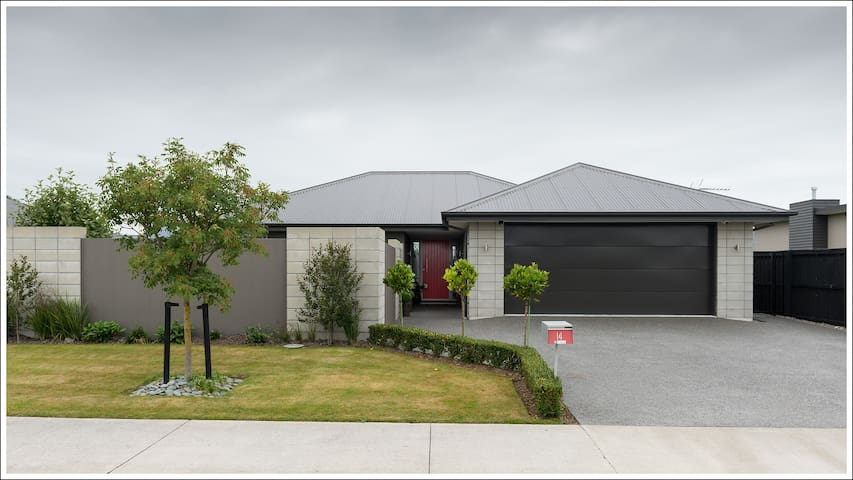 Aspen House Comfort Plus! B & B - Rangiora - Bed & Breakfast