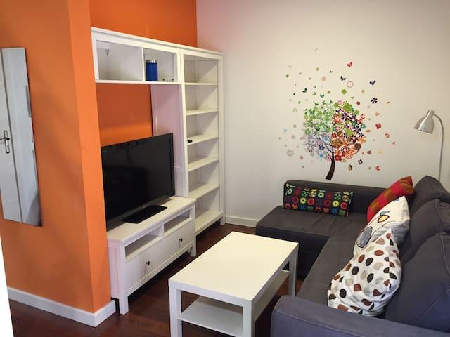 Bonito apartamento nuevo en el Casco Antiguo - Badajoz - Appartement