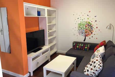 Bonito apartamento nuevo en el Casco Antiguo - Badajoz