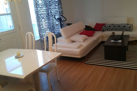 come share my flat!! - Lévis - Apartamento