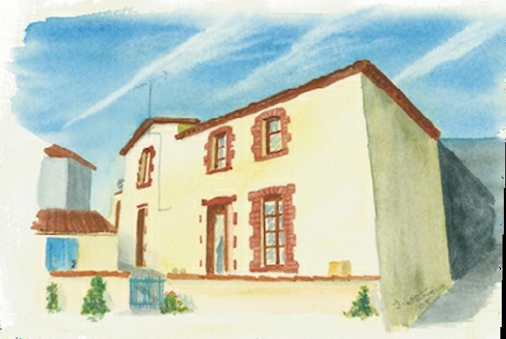 Guidebook for La Meilleraie-Tillay
