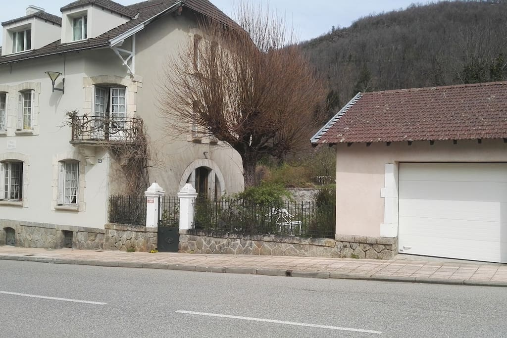 T3 dans Villa Coecilia -