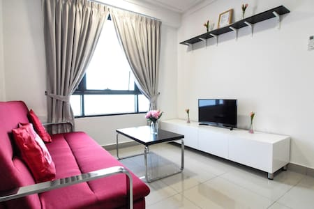 Studio with High Speed Wifi @ Solstice - Cyberjaya - Lejlighedskompleks
