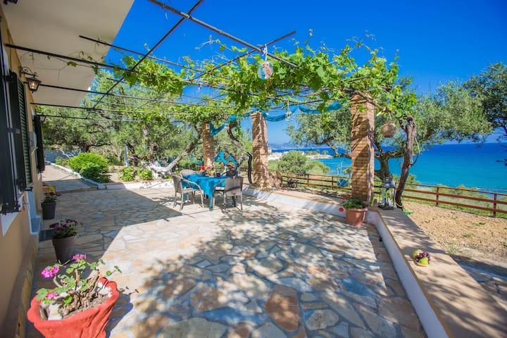 Ammos Apartments - Vrisaki 1 bedroom bungalow