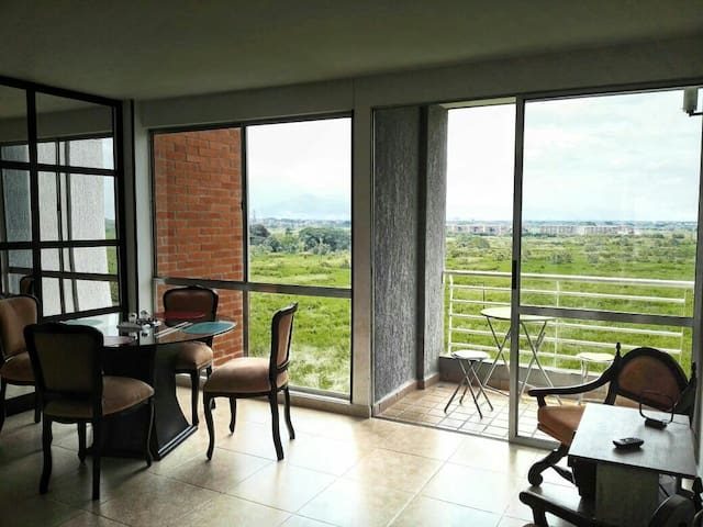 Furnished appartment in Cali Colombia