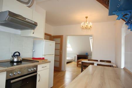 Abgeschlossene 2-Raum-Wohnung in Pankow - Berlin - Leilighet