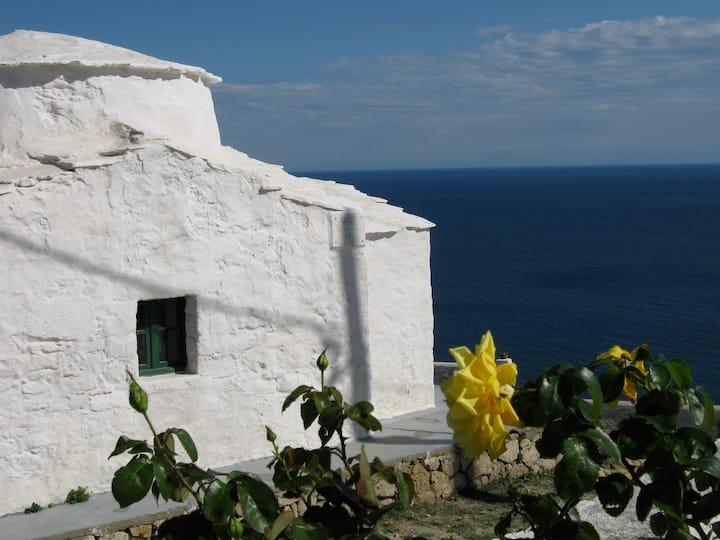 παραδοσιακός ξενώνας / traditional guest house