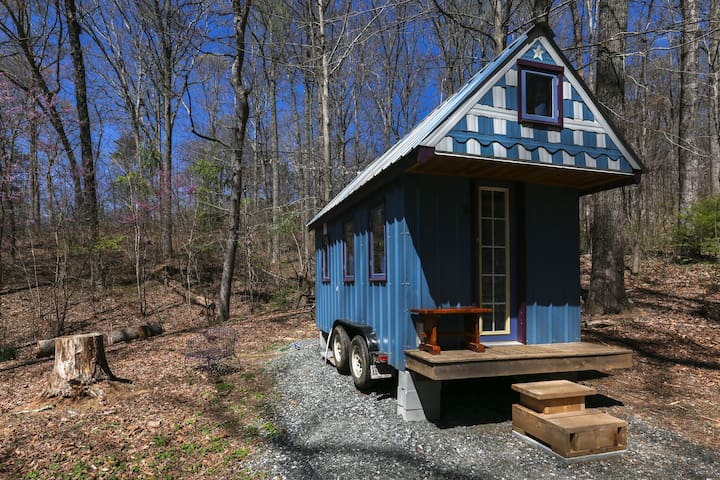 Amazing Tiny House 20min from Asheville - Candler