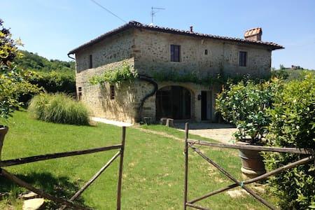 Colonica nel Chianti - Casa Laura - San Casciano in Val di pesa