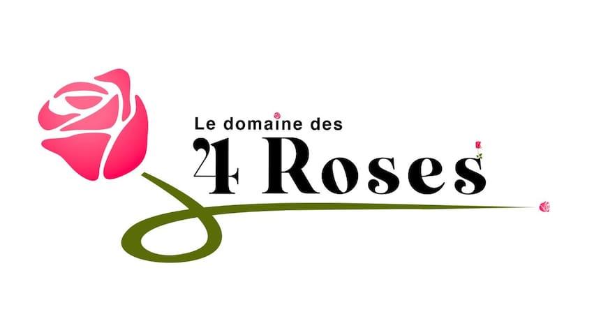 Domaine des 4 ROSES, Calme, sérénité et détente.