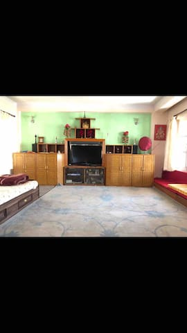 studia apartment with huge balcony within thamel