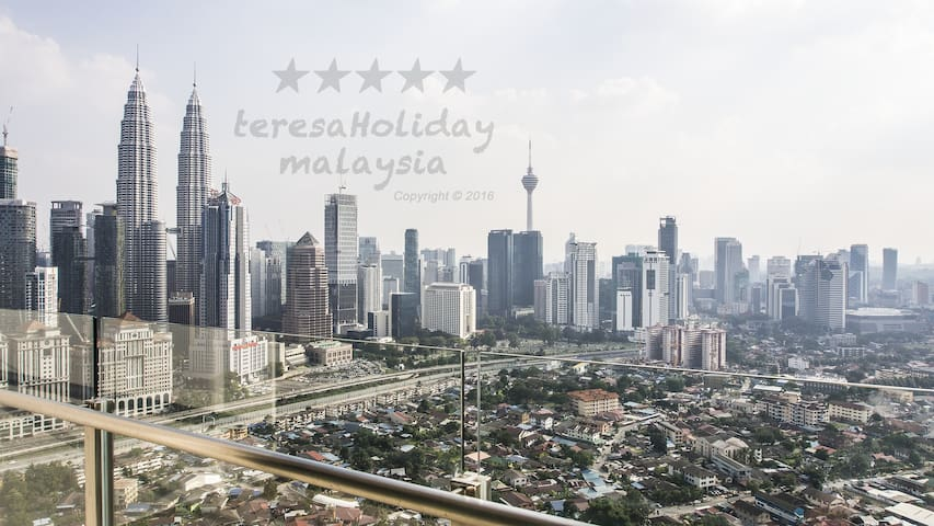 #S11-NewSky! for 5ppl With KLCC View