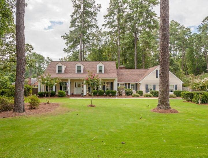 Masters Rental: A true Southern style living!