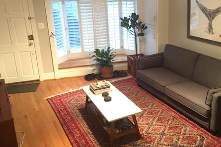 Room in beautiful Dupont 2BR house - Waszyngton