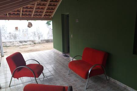 Casa na Chapada Centro