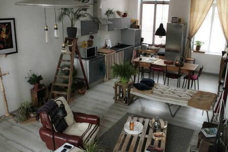 La bâtisse de Jeanne - Apartament